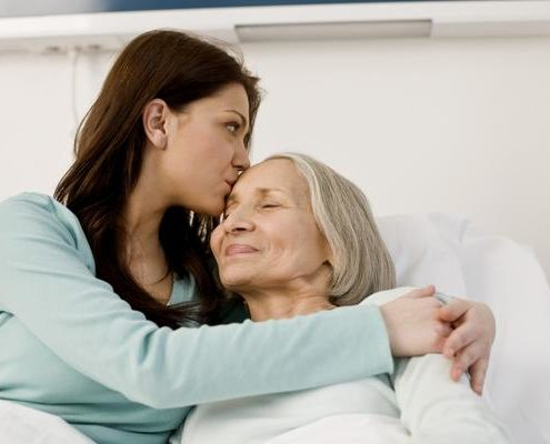 Cuidador principal enfermos de alzheimer