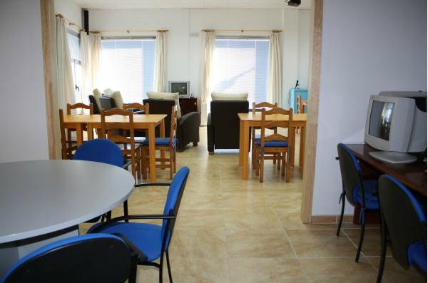 Unidad de estancia diurna UED AFA San Paulino Barbate