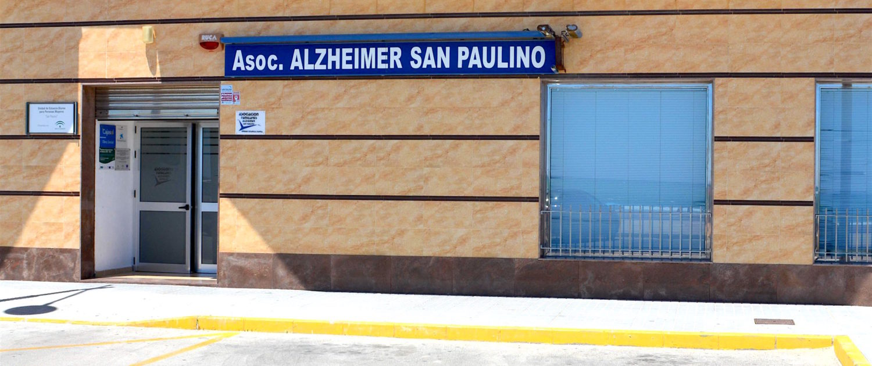 unidad de estancia diurna AFA SAn Paulino