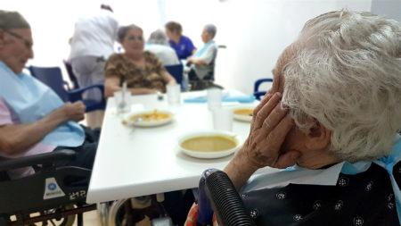 Comedor y sala de espera AFA San Paulino Barbate